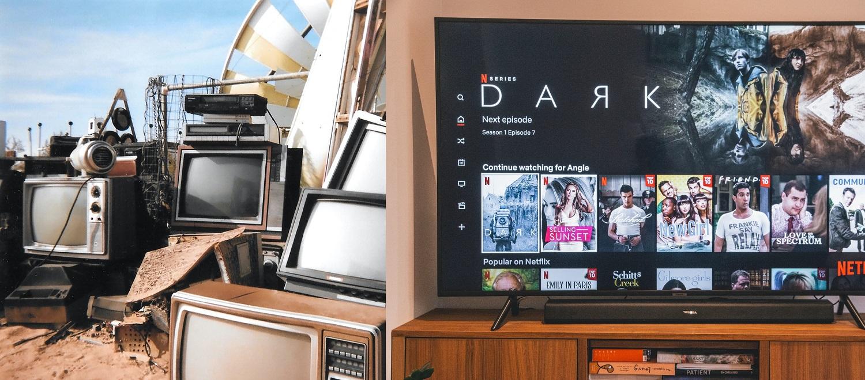 Analog vs Smart TV